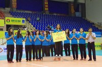 Giải PV - Đạm Cà Mau 2017