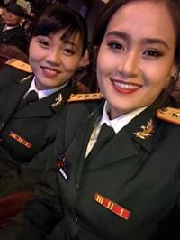 Đội trưởng Nguyễn Linh Chi: Nữ thượng úy xinh đẹp và bản lĩnh