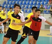 Kết quả ngày thi đấu thứ 2 Cup LienVietPostBank: Việt Nam thua đậm trước Indonesia