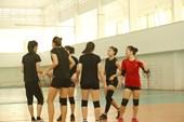 Đội tuyển U19 Việt Nam tích cực chuẩn bị cho giải bóng chuyền U19 VĐCA