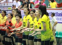 Cập nhật kết quả ngày thi đấu thứ nhất giải bóng chuyền U19 VĐCA: U19 Việt Nam thua ngược trước Thái Lan