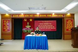 Bộ Tham mưu, Binh Chủng TTLL giao nhiệm vụ cho CLB bóng chuyền nữ BTL Thông Tin - LienVietPostBank