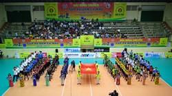 Khai mạc giải bóng chuyền Cup Đạm Cà Mau - Siêu Cup quốc gia 2018