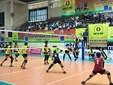 CLB bóng chuyền nữ BTL Thông tin - LienVietPostBank có chiến thắng đầu tiên tại Cup Đạm Cà Mau 2018