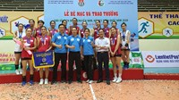 BTL Thông tin-LienVietPostBank  giành ngôi Á quân giải bóng chuyền U23 Vô địch toàn quốc