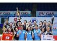 BTL Thông tin-LienVietPostBank đăng quang cup Vô địch quốc gia 2020