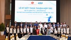 """Tập đoàn FLC """"chọn mặt gửi vàng"""" nơi BTL Thông tin"""